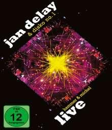 Jan Delay: Hammer & Michel (Live 2014), Blu-ray Disc