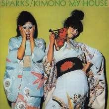 Sparks: Kimono My House (180g), LP