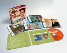 Peter Alexander (1926-2011): Originale Album-Box, 5 CDs