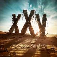 Oomph!: XXV, CD