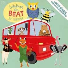 Eule findet den Beat auf Europatour, 2 CDs