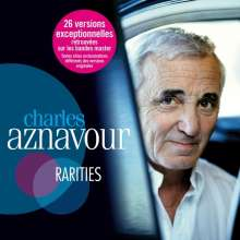 Charles Aznavour (1924-2018): Rarities, CD
