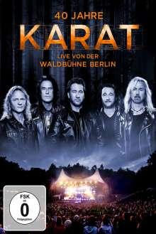 Karat: 40 Jahre - Live von der Waldbühne Berlin, DVD