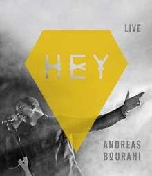 Andreas Bourani: Hey Live, Blu-ray Disc