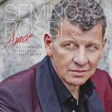 Semino Rossi: Amor - Die schönsten Liebeslieder aller Zeiten, CD