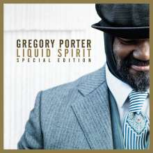 Gregory Porter (geb. 1971): Liquid Spirit (Special-Edition) (19 Tracks), CD