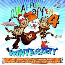 Giraffenaffen 4: Winterzeit, CD