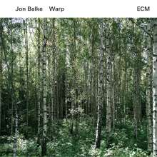 Jon Balke (geb. 1955): Warp, CD