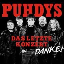 Puhdys: Das letzte Konzert, 2 CDs