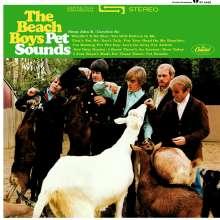 The Beach Boys: Pet Sounds (180g) (stereo), LP