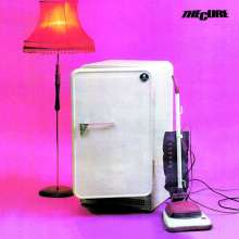 The Cure: Three Imaginary Boys (remastered) (180g), LP