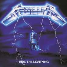 Metallica: Ride The Lightning (remastered 2016), LP