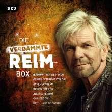 Matthias Reim: Die verdammte Reim Box, 3 CDs
