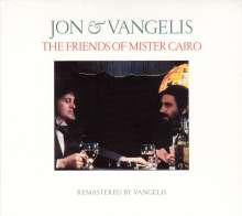 Jon & Vangelis: The Friends Of Mr. Cairo (Remastered 2016), CD