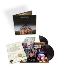Abba: Arrival (Limited Edition) (HalfSpeed Mastering) (45 RPM), 2 LPs