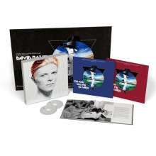 Filmmusik: The Man Who Fell To Earth (Limited Super Deluxe Edition), 2 LPs, 2 CDs und 1 Buch