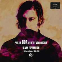Phillip Boa & The Voodooclub: Blank Expression: A History Of Singles 1986 - 2016 (180g), 2 LPs