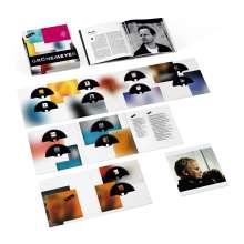 Herbert Grönemeyer: Alles (Limited Edition Boxset), 23 CDs, 1 Buch und 1 Merchandise