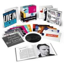 Herbert Grönemeyer: Alles (Limited-Edition-Box-Set), 25 LPs und 1 Buch