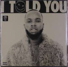Tory Lanez: I Told You, 2 LPs