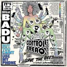 Erykah Badu: But You Caint Use My Phone, LP