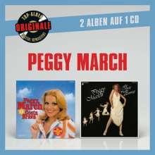 Peggy March: Originale 2 Alben auf 1 CD: Costa Brava / Fly Away Pretty Flamingo, CD