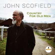 John Scofield (geb. 1951): Country For Old Men, CD