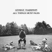 George Harrison (1943-2001): All Things Must Pass (remastered) (180g) (Limited Edition), 3 LPs