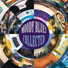 The Moody Blues: Collected (180g), 2 LPs