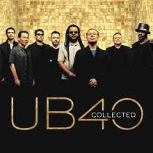 UB40: Collected (180g), 2 LPs