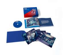 The Rolling Stones: Blue & Lonesome (Limited Deluxe Box), 1 CD und 1 Buch