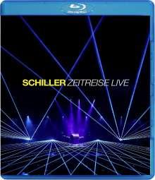 Schiller: Zeitreise - Live, Blu-ray Disc