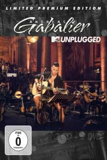 Andreas Gabalier: MTV Unplugged (Limited Premium Edition), 2 CDs und 2 DVDs