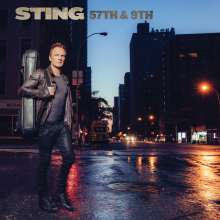 Sting (geb. 1951): 57th & 9th, CD