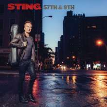 Sting (geb. 1951): 57th & 9th (Limited Super Deluxe Edition), 1 CD und 1 DVD