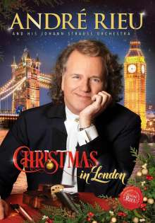 Christmas In London: Live 2015, DVD
