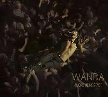 Wanda: Amore meine Stadt - Live (Limited Edition), 1 CD und 1 DVD
