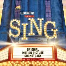 Filmmusik: Sing (Deluxe Edition), CD