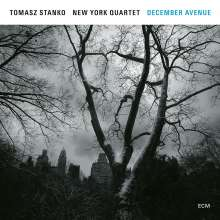 Tomasz Stańko (1943-2018): December Avenue, CD