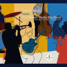 Charlie Watts (geb. 1941): Charlie Watts Meets The Danish Radio Big Band, 2 LPs