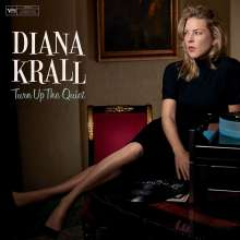 Diana Krall (geb. 1964): Turn Up The Quiet, CD