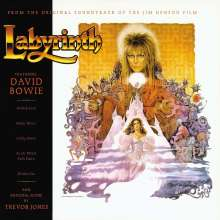 David Bowie & Trevor Jones: Filmmusik: Labyrinth (Soundtrack) (180g), LP