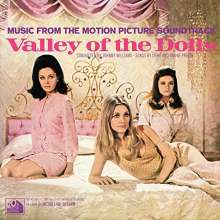 Andre Previn (1929-2019): Filmmusik: Valley Of The Dolls (O.S.T.), LP