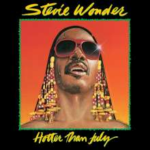 Stevie Wonder (geb. 1950): Hotter Than July (180g), LP