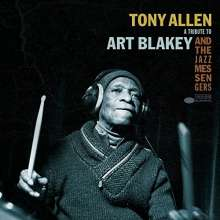 Tony Allen (1940-2020): A Tribute To Art Blakey And The Jazz Messengers, Single 10""