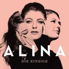 Alina (Germany): Die Einzige, CD