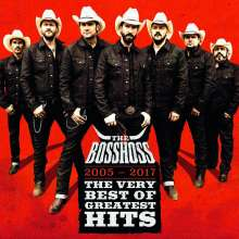 BossHoss: The Very Best Of Greatest Hits (2005 - 2017), CD