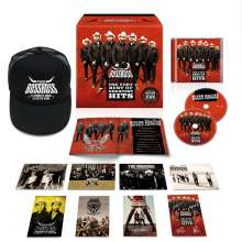 BossHoss: The Very Best Of Greatest Hits (2005 - 2017) (Super Deluxe Edition), 2 CDs und 1 Merchandise