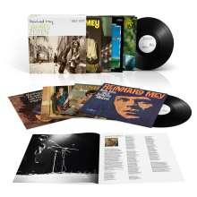 Reinhard Mey: Jahreszeiten 1967-1977 (180g) (Limited-Edition), 8 LPs
