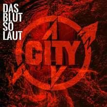City: Das Blut so laut, CD
